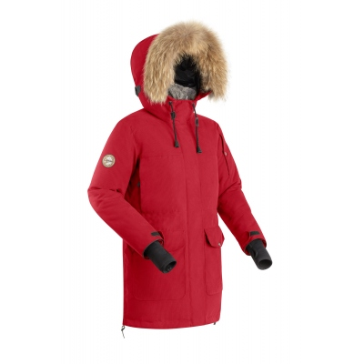 Down Jacket V2 Women'S Bask Iremel Red M(46)