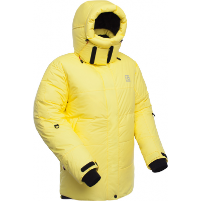 Women'S Down Jacket Bask Khan Tengri-W V5 Yellow XS