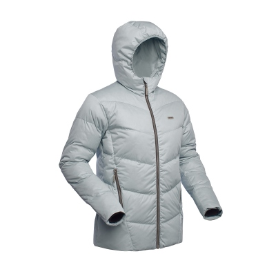 Down Jacket Women'S Bask Icicle Gray S