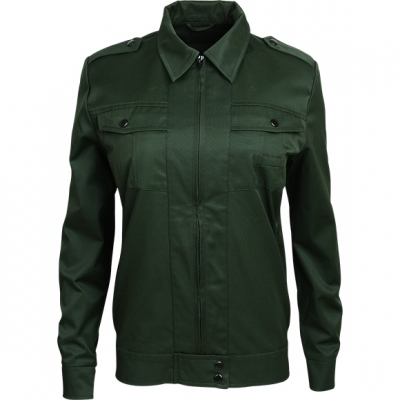 Jacket Summer Security Guard M2 Green Womens Gretta 44/158