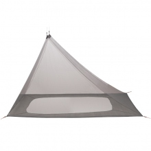 Anti-mosquito Canopy 2-persons Gray