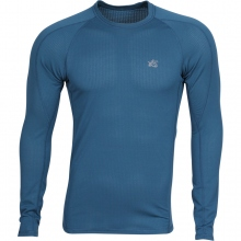 Base Layer Top Shirt L/S Active Thermal Grid Light