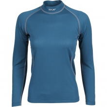 Womens Base Layer Top Shirt L/S Energy Thermal Grid Light