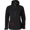 "Women's Jacket ""Glory"" SoftShell [Black]"