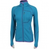 "Women's Jacket ""Function"" Polartec® Power Stretch [Ocean Blue]"
