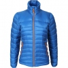 "Womens Down Insulated Jacket ""Gamma"" [Blue]"