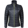 "Womens Down Insulated Jacket ""Gamma"" [Dark Gray]"